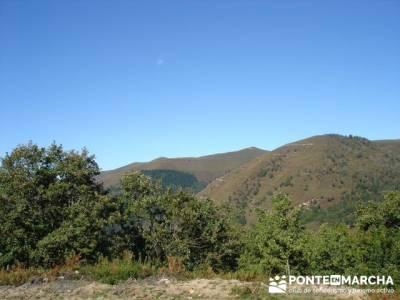 Ruta de senderismo --- Parque Natural Saja-Besaya; grupo montaña ; grupo de montaña